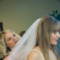 Bride, Maid of honor, Budoir, Dressing room