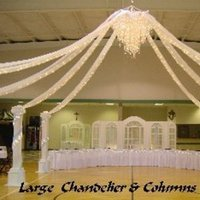 Dance, Wedding, Party, Table, Floor, Chandelier, Backdrop, Column, All occasions plus