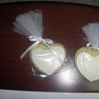 Favors & Gifts, Favors, Cookies, Wedding, Cookie, Heart, Shaped, Taste see cakery