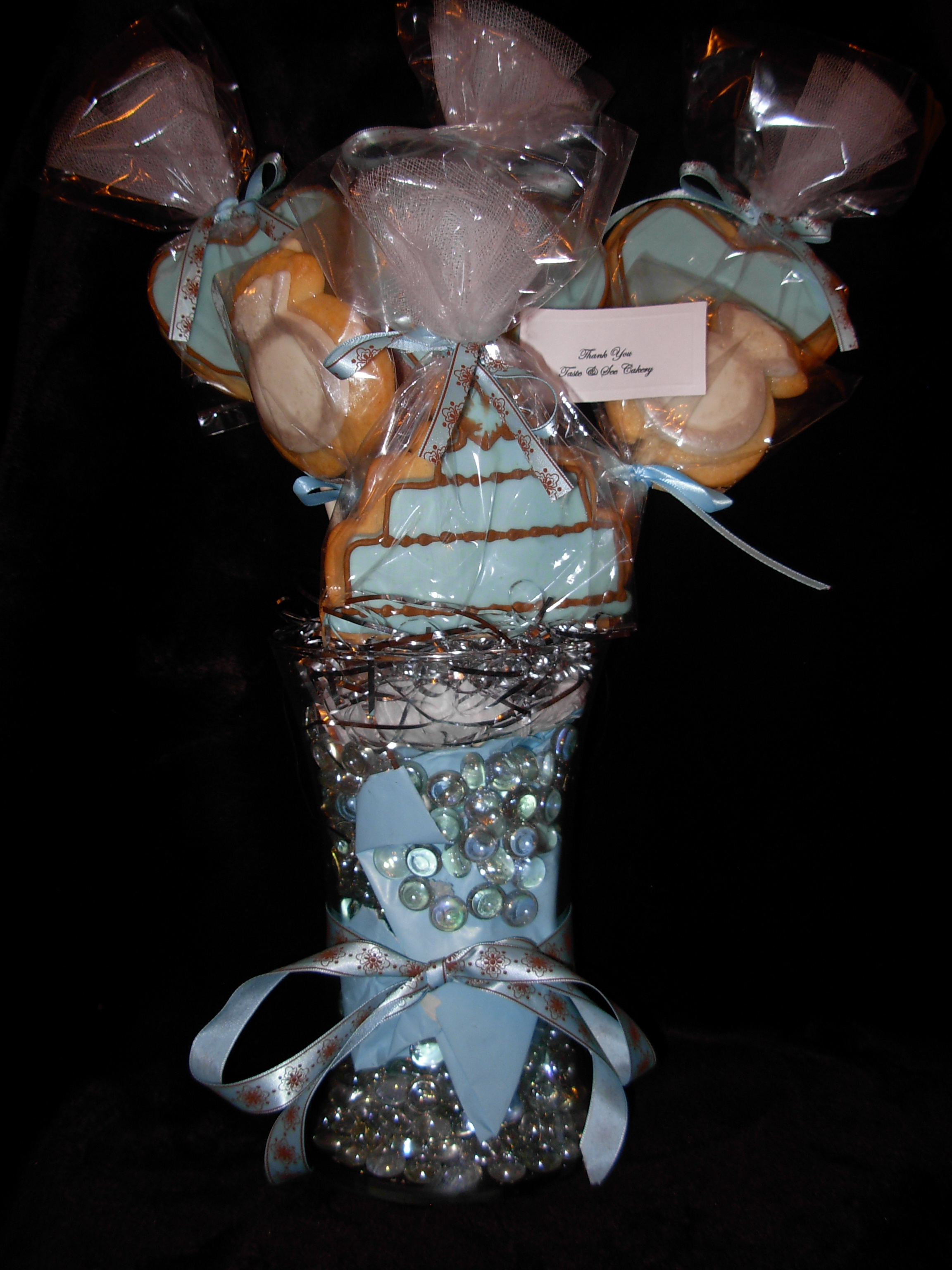 Favors & Gifts, Favors, Edible, Centerpiece, Cookies, Bridal, Cookie, Shower, Taste see cakery