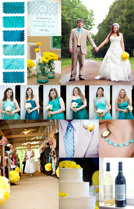Inspiration, yellow, blue, Southern, Teal, Board, Turquoise