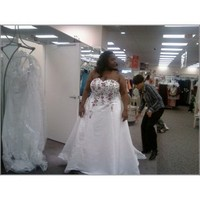 Wedding Dresses, Fashion, red, dress, Wedding, Bridal, Davids
