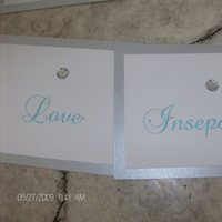 Flowers & Decor, Tables & Seating, Name, Tables