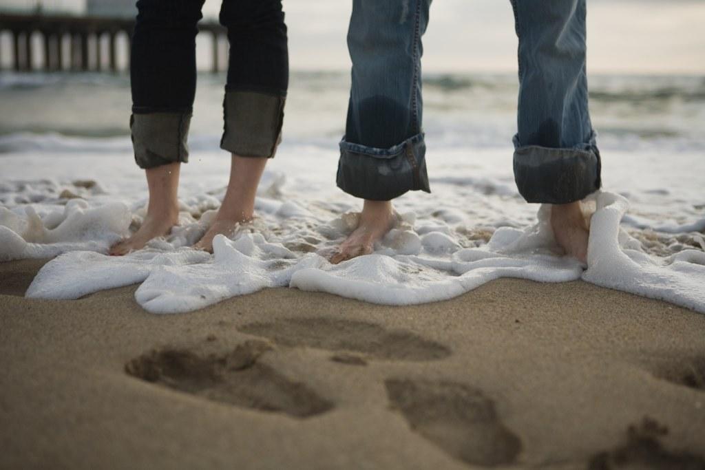 Feet, Waves