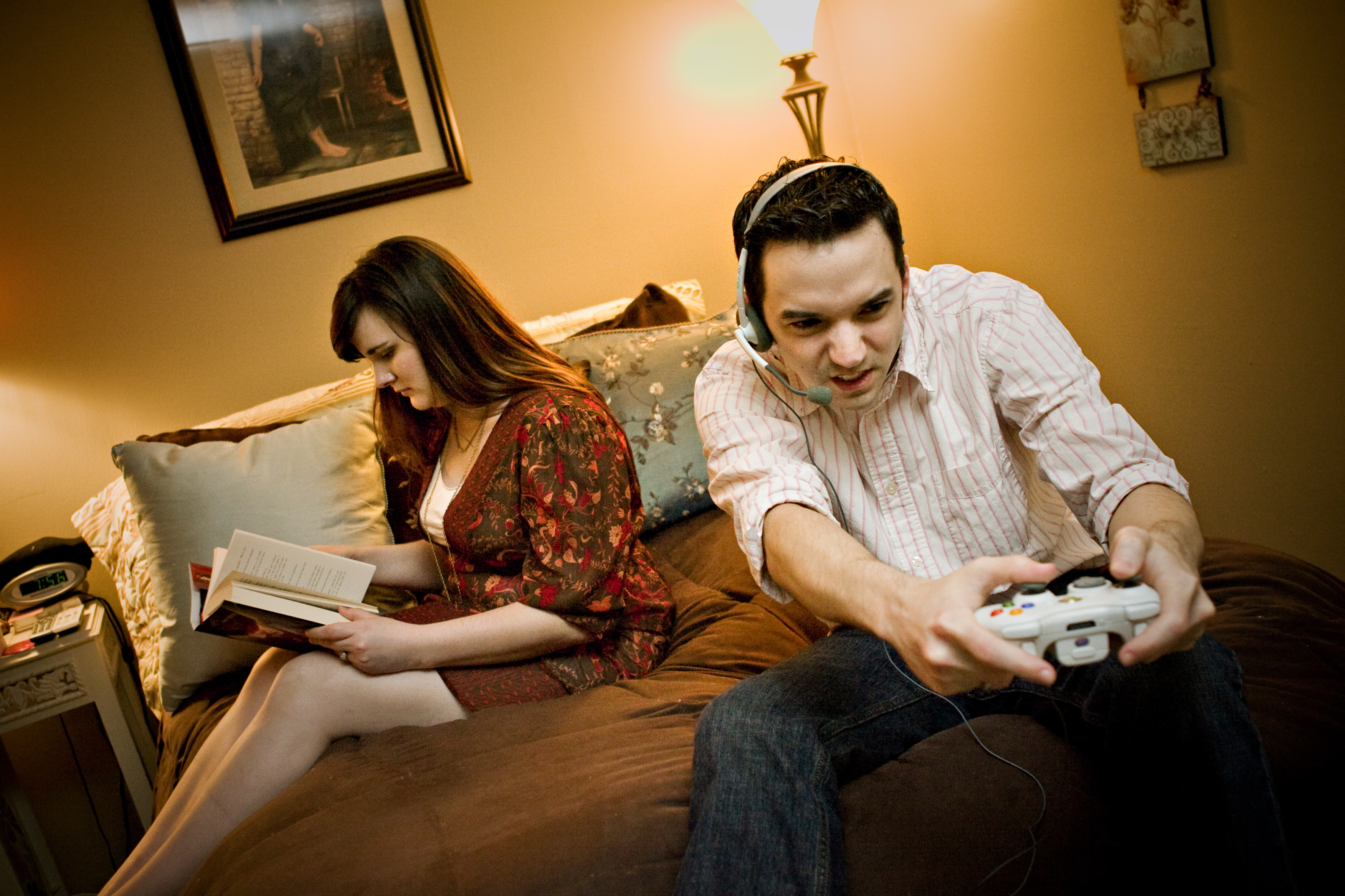 Engagement photo, Video games