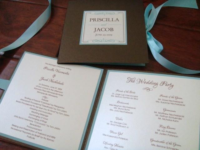 Reception, Flowers & Decor, Program, Ge designs