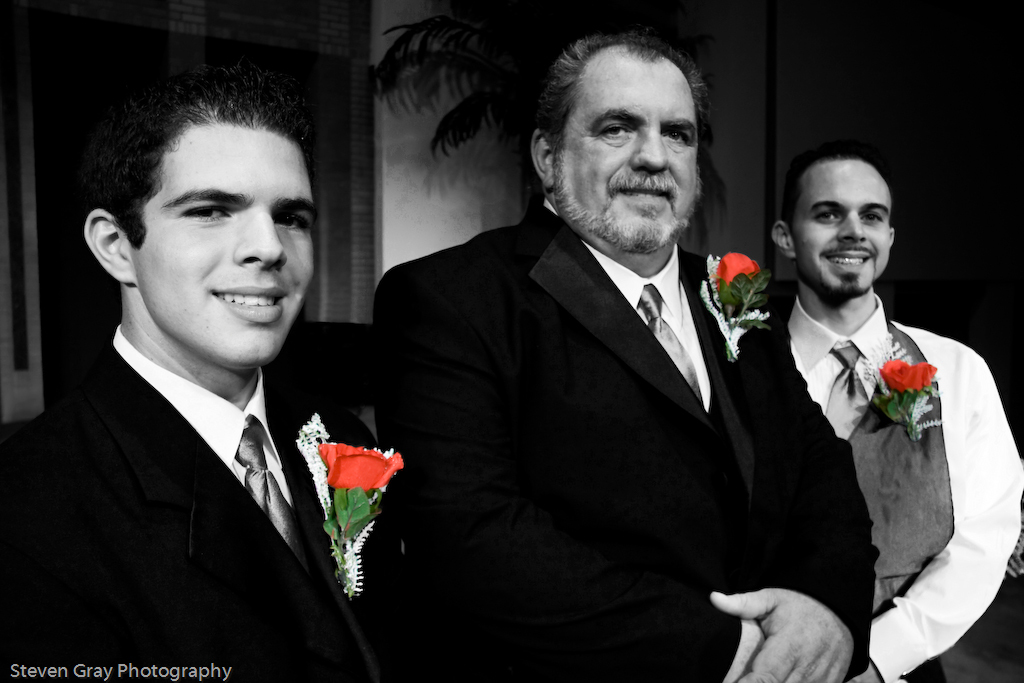 Modern, Groomsmen, Groom, Best man, Sons, Steven gray photography