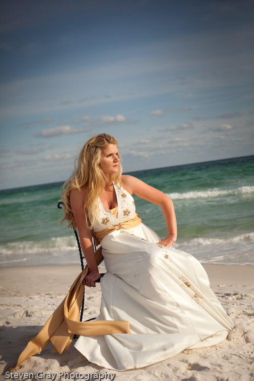 Wedding Dresses, Beach Wedding Dresses, Fashion, dress, Beach, Bride, Steven gray photography