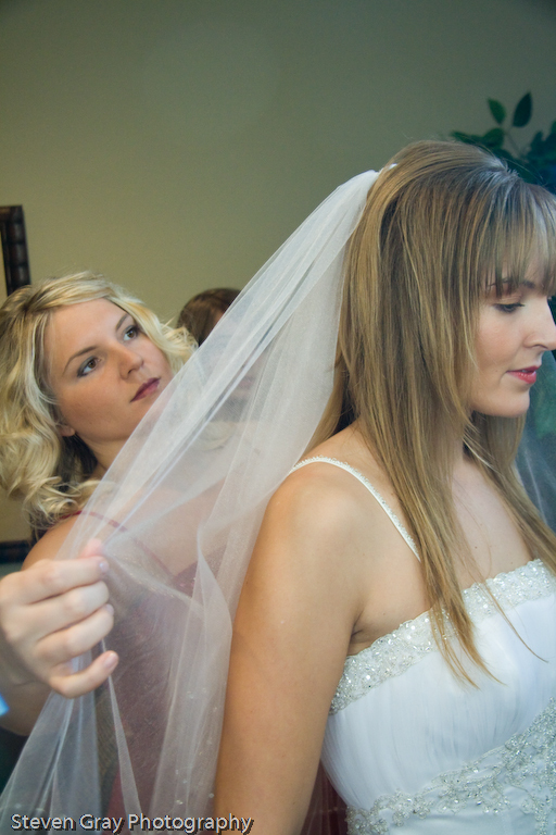 Bride, Maid of honor, Budoir, Dressing room, Steven gray photography