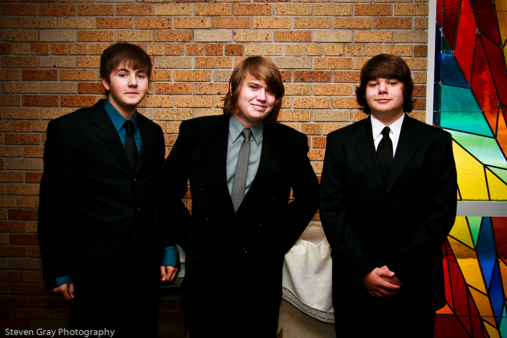 Family, Boys, Casual, Ushers, Steven gray photography