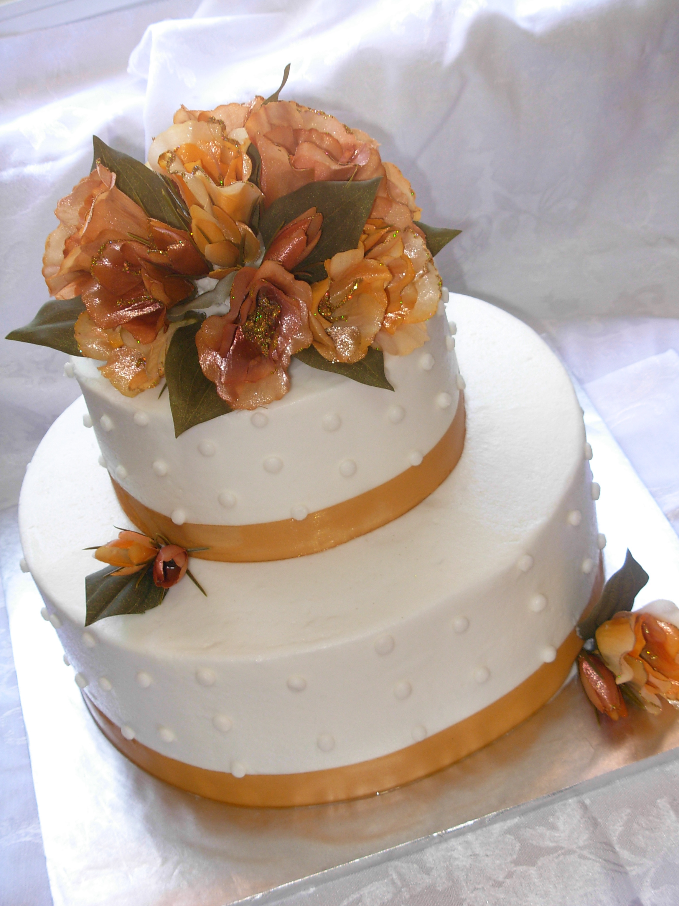 Flowers & Decor, Cakes, cake, Flower, Wedding, Taste see cakery, Topped, Engagemnet