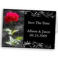 Stationery, red, invitation, Announcements, Invitations, Save the date, Rose, Thank you, Card, Announcement, Wedding shower, Jade designs, Selective color