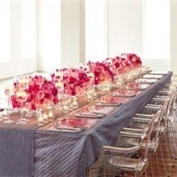 Flowers & Decor, Decor, Centerpieces, Tables & Seating, Tables