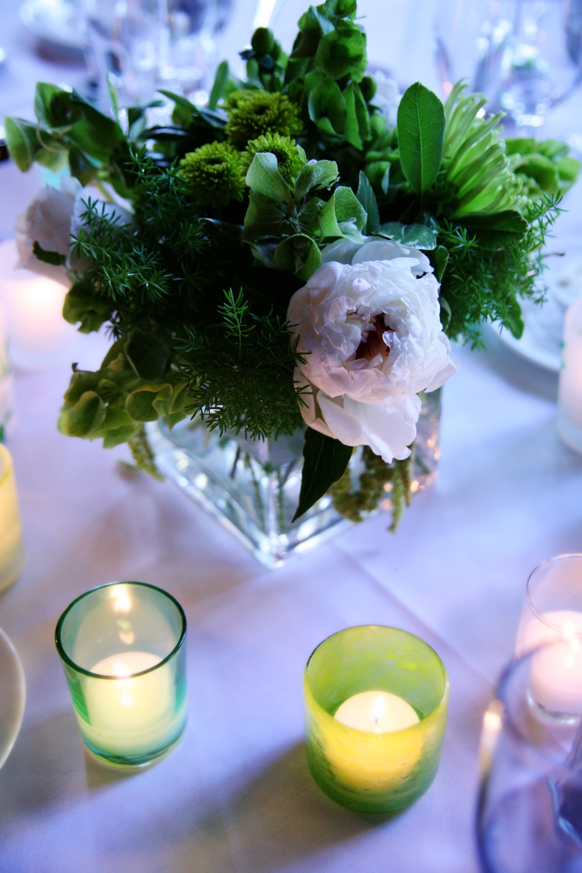 Flowers & Decor, green, Centerpieces, Reception Decor, Flowers, Centerpiece