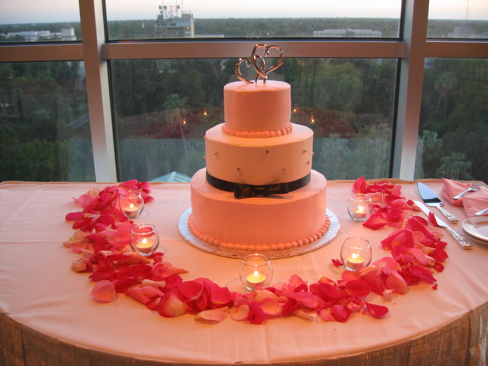 Cakes, pink, cake, Cake cutting