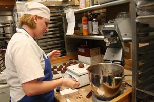 Cookies, Baking
