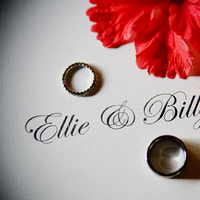 Stationery, red, invitation, Invitations, Rings, Couple, Names, Fino photography