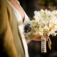 Ceremony, Flowers & Decor, white, Bride, Flower, Bouquet, Fino photography