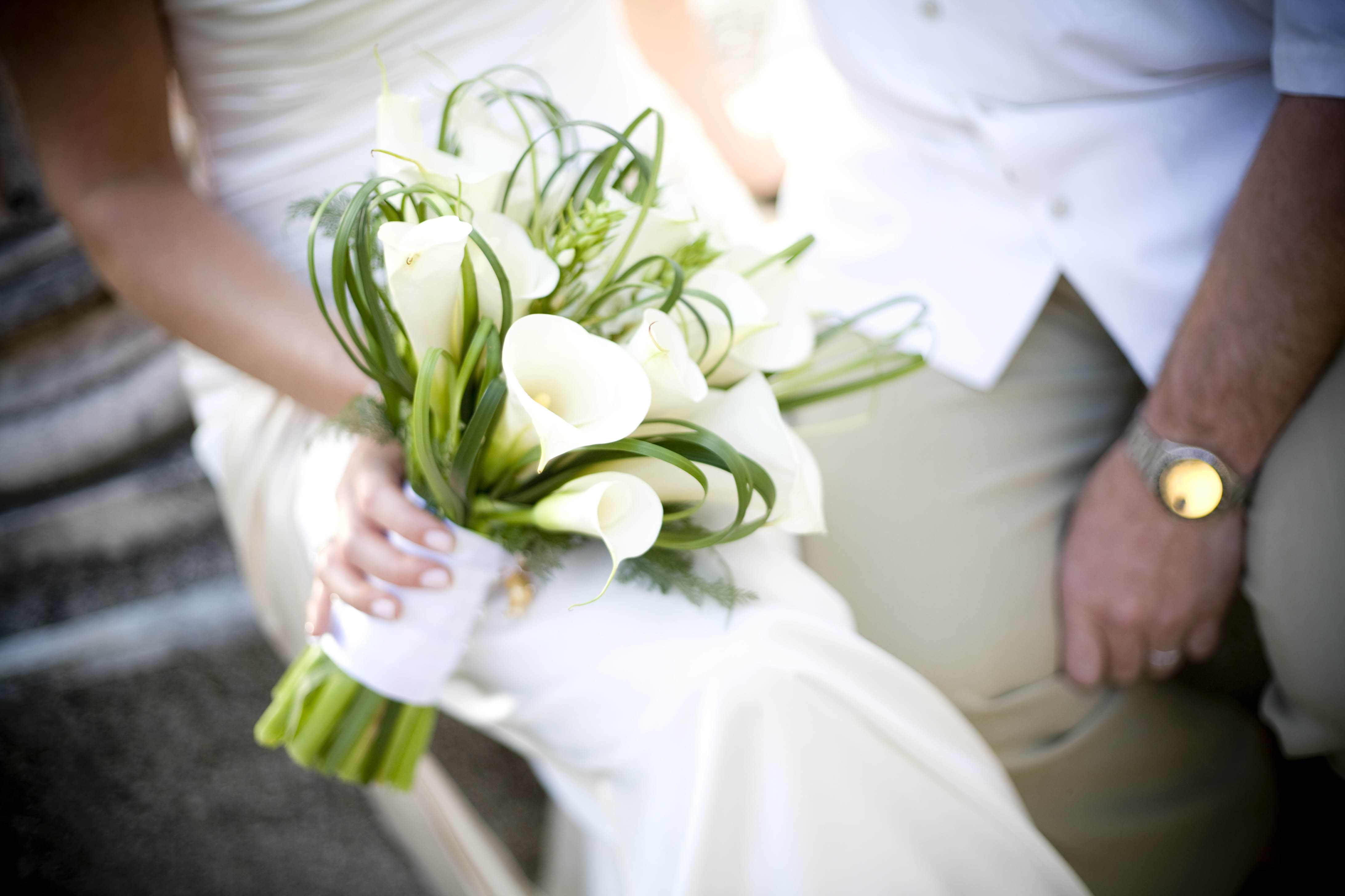 Ceremony, Flowers & Decor, white, green, Beach, Bride, Beach Wedding Flowers & Decor, Flower, Bouquet, Fino photography
