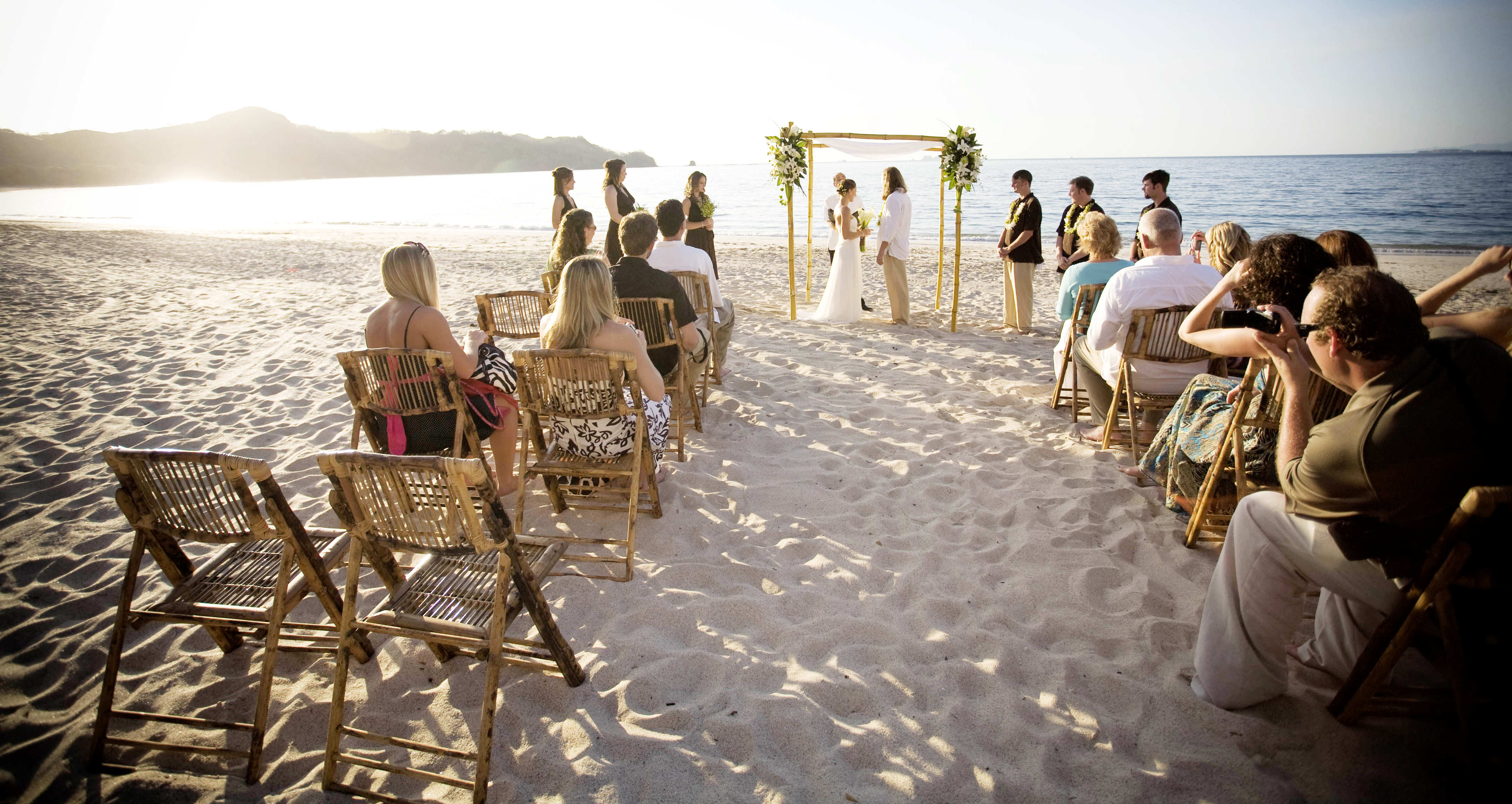 blue, Beach, Wedding, Sunset, Beautiful, Fino photography