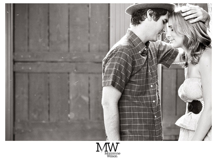 white, black, And, Engagement, Couples, Marianne wilson photography