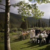 Outdoor ceremony, Outdoor wedding, Wedding ceremony, Fall wedding, Custom weddings of colorado, Mountain wedding