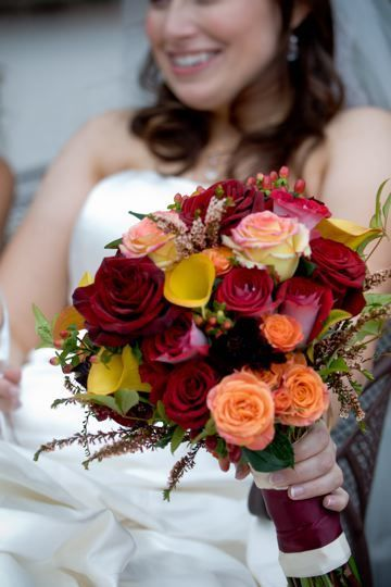 Flowers & Decor, red, Bride Bouquets, Flowers, Bouquet, Red flowers, Red bouquet, Fall bouquet, Custom weddings of colorado