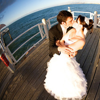 Destinations, Australia, Dance, Sunset, dock, Waltz, Mnt photography