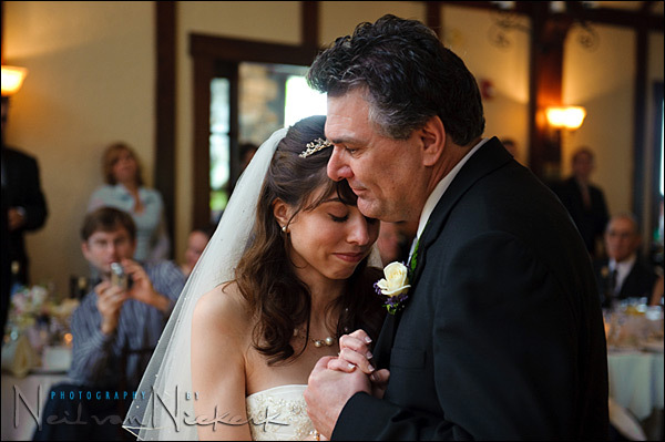 Bride, Dance, Dad, And, Parent, One perfect moment