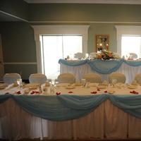 Reception, Flowers & Decor, Centerpieces, Centerpiece, Table, Head