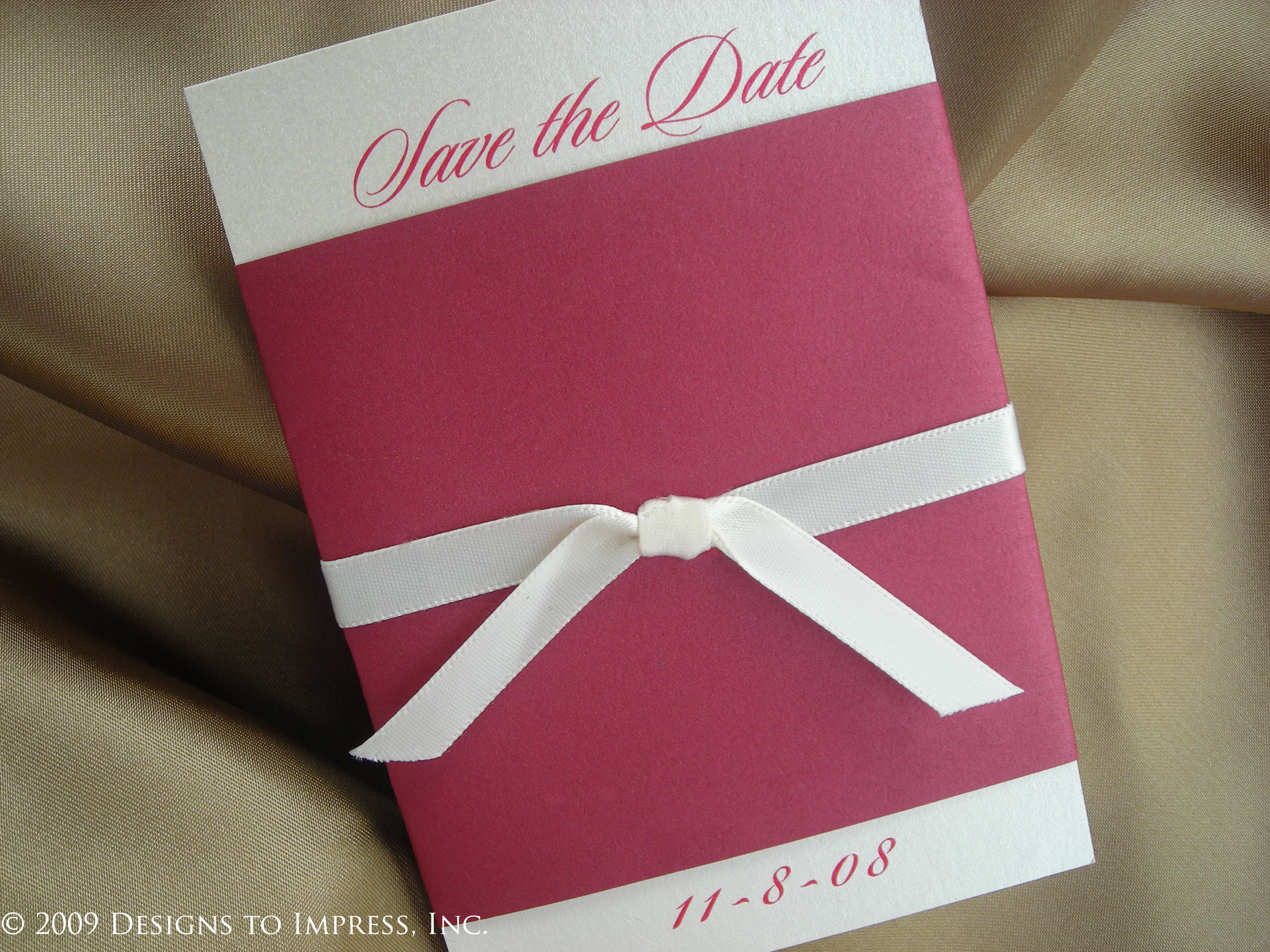 Classic, Save-the-Dates, Wedding, Unique, Elegant, inc, Shimmer, Designs to impress