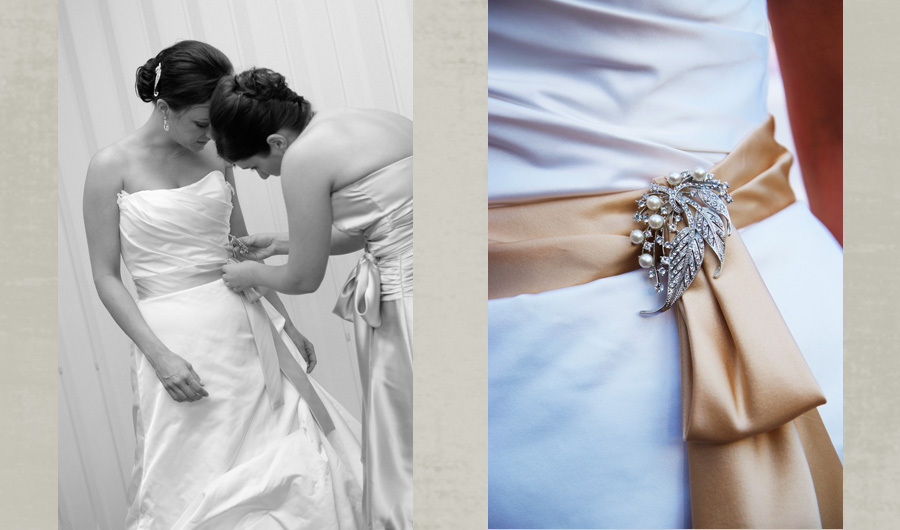 Jewelry, Wedding Dresses, Fashion, dress, Brooches, Getting, Ready, Brooch, Kate elliott photography