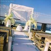 Beach, Wedding, Aisle, Sand, Glass, Runner, Sea, The original runner company