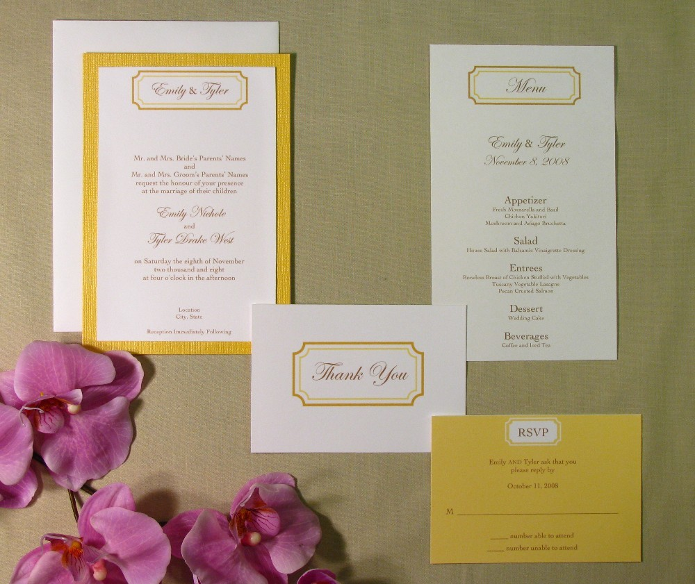 Stationery, invitation, Invitations, Thank You Notes, Menu, The, Save, Date, You, Thank, Note, Lime paper expressions