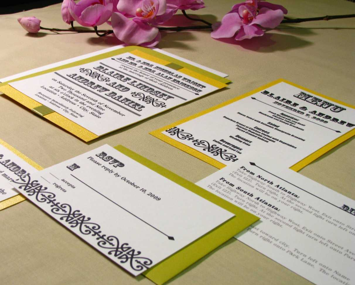 Stationery, invitation, Invitations, Lime paper expressions
