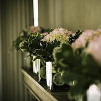 Flowers & Decor, Centerpieces, Flowers, Centerpiece, Hydrangea, Budget designer florals