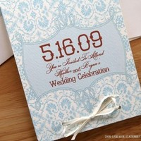 Stationery, Rustic Wedding Invitations, Invitations, Southern, Wedding, Envelope, Country, Address, Chic, Return, Lani blue stationery