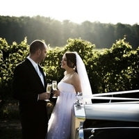 Flowers & Decor, ivory, Vineyard, Bride, Groom, Champagne, Rolls, Sunset, Royce, Cory pattinson- pattinson studio