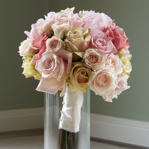 Flowers & Decor, pink, Bride Bouquets, Flowers, Bouquet, Peach, Blush, Floral verde llc