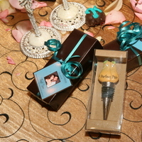 Favors & Gifts, brown, Favors, Perfect pair, Bottle stopper
