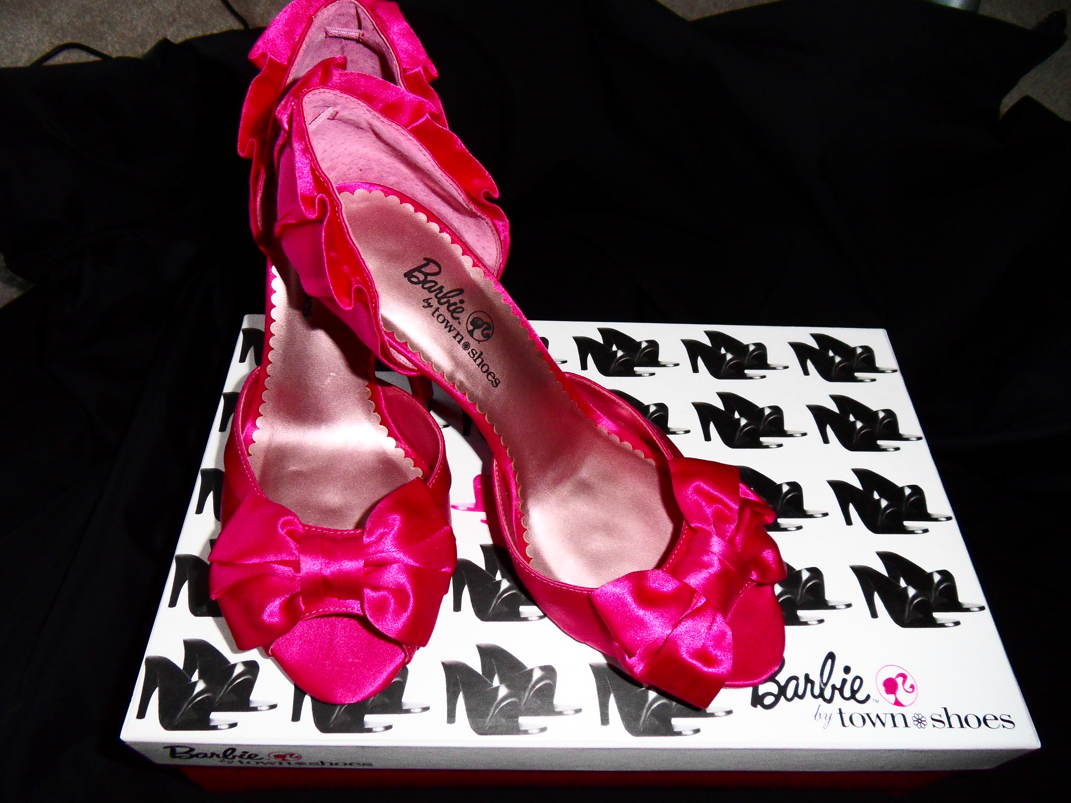 Shoes, Fashion, Bridal, Fuschia