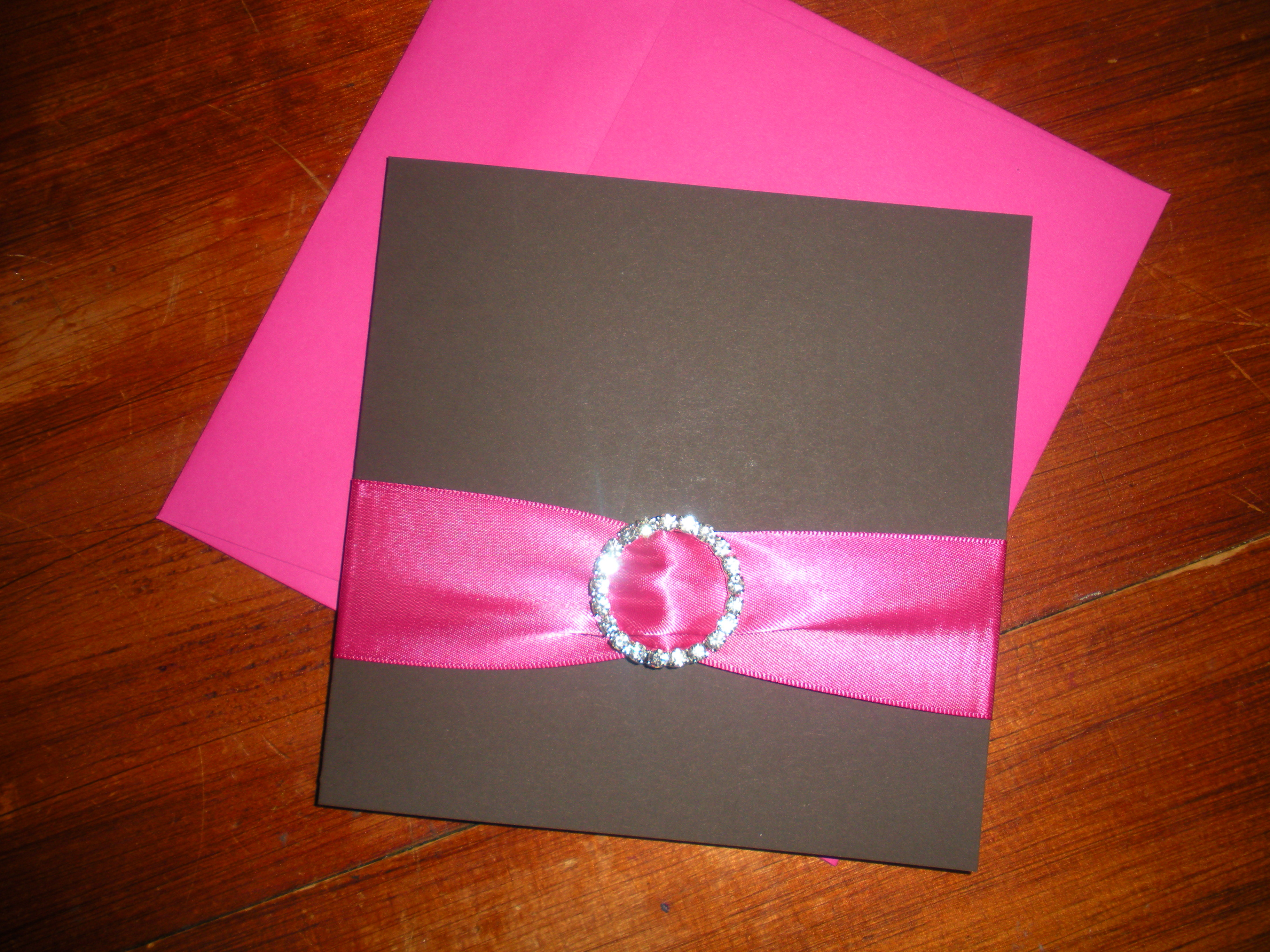 Stationery, invitation, Invitations, Pocketfold, Rhinestone, Buckle, Brandy nicole weddings