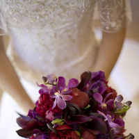 Flowers & Decor, red, purple, Flowers, Orchids, bridal bouquet, Peonies, Calla-lilies, The blue orchid, Blue orchid