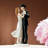 Cakes, cake, Cake Toppers, Theme, Top, Western, The wedding train