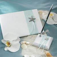 Stationery, Beach, Guestbooks, Theme, Collection, The wedding train