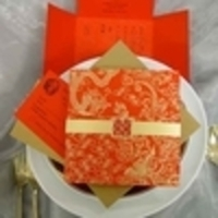 Stationery, red, gold, invitation, Invitations, Chinese, Theme, Card, H2 cards
