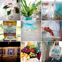 Flowers & Decor, Centerpieces, Tables & Seating, Food, Flowers, Centerpiece, Details, Yacht, Club, Tables, Cape, May, Pat furey photography