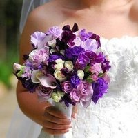 Flowers & Decor, purple, Bride Bouquets, Flowers, Bouquet, Brides