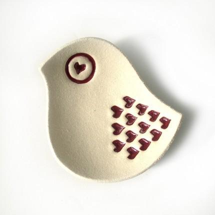 Favors & Gifts, white, red, favor, Wedding, Ring, Bearer, Cream, Decorations, Bowl, Hearts, Prince design uk, Lovebird