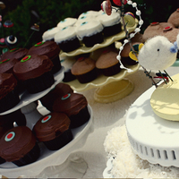 Cakes, cake, Topper, Carter and cook event co